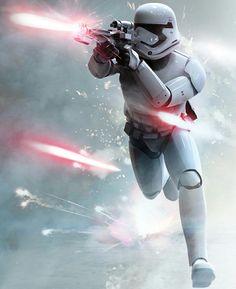 Star Wars - First Order Stormtrooper