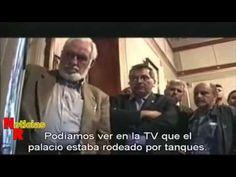 La revolución no será televisada. Documental sobre el fallido golpe de estado de la derecha en Venezuela. Tv, Youtube, Socialism, Documentaries, Venezuela, Youtubers, Television