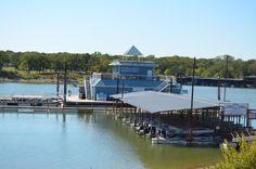 Lake Texoma marina