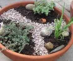 Image result for making miniature garden
