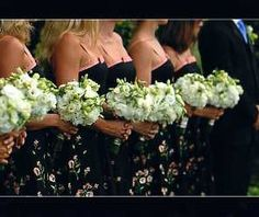 bridesmaid bouquets www.kraftevents.com