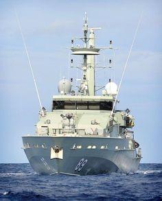 HMAS ARARAT 2, Australian Navy Armidale-class patrol boat