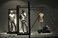 Zara windows at Bond street 2013, London visual merchandising