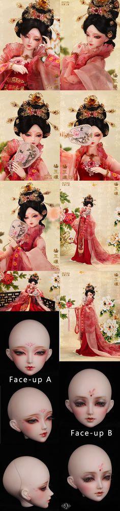 ((AS Agency)BJD YangYuHuan Girl 62cm Ball-Jointed Doll_Size 62 ~ 72cm_Angell Studio_DOLL_Ball Jointed Dolls (BJD) company-Legenddoll