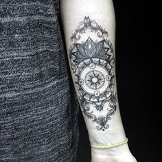 Lace Tattoo Designs (18)