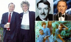 Kevin Spacey's older brother Randall Fowler  has spoken out about their abusive Nazi father  to DailyMail.com. He claims that their father raped him as a child and their mother knew but didn't stop it.
