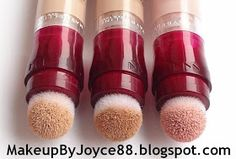! **❤ MakeupByJoyce ❤** !: Review + Swatches: Maybelline Instant Age Rewind Eraser Dark Circles Treatment Concealer