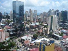 The capital of Panama, Panama City!!! Dynamical Metropolis!