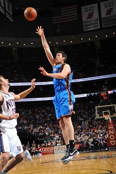 Nick Collison - Getty Images