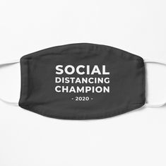 'Social Distancing Champion Mask by MattKC Face Masks, Champion, Printed, Awesome, Art, Products, Art Background, Kunst, Prints