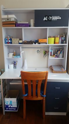 Rahmat's craft space