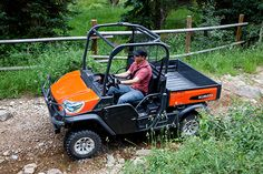 Kubota Tractor Corporation - RTV-X1120