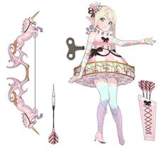 seven knights character concept Female Character Concept, Fantasy Character Design, Character Design Inspiration, Character Art, Fantasy Characters, Anime Characters, Art Costume, Kawaii Art, Art Reference Poses