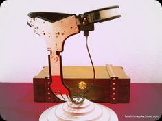 Full adjustable female chastity belt!