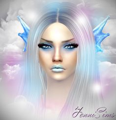 Jennisims: Downloads sims 4: Accessory Mermaid Ears Male /Female