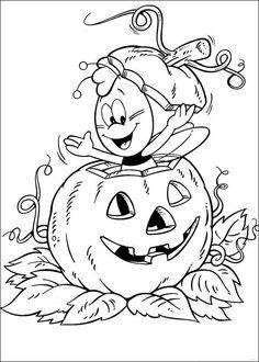 halloween ausmalbilder - ausmalbilder für kinder | malvorlagen | pinterest | ausmalen