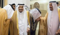King Salman returns to Saudi Arabia after $100m holiday | Daily Mail Online