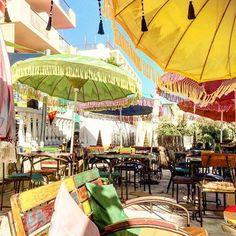 Little Ibiza: Hip restaurantje langs de boulevard van Figueretas - Tips Ibiza Ibiza Holidays, Ibiza Formentera, Balearic Islands, Diana, Spain Travel, Beautiful Islands, Travel Around, Old Town, San Antonio