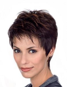 Pixie Wedge - Short Pixie Cuts for 2019 – Everything You Should Know About a Pixie Cut - The Trending Hairstyle Short Wigs, Short Pixie, Pixie Cut, Short Hair Cuts For Women, Short Hairstyles For Women, Straight Hairstyles, Trending Hairstyles, Pixie Hairstyles, 1920s Hairstyles