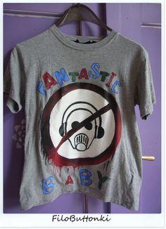 Big Bang hand made t-shirt ^^
