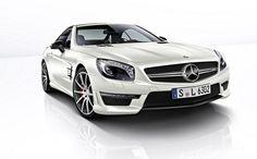 2014 Mercedes-Benz SL63 AMG