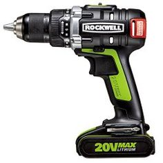 #Rockwell Tools' 20V High Efficiency Cordless Drill / Driver (#RK2852K2) Tool Review Video - http://www.homeadditionplus.com/Tools/Rockwell_Tools_20V_Drill_Driver_RK2852K2_Review_Video.htm