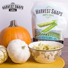 Add Harvest Snaps to your holiday meal spread this year. It's the one snack everyone can agree on!