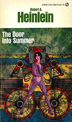 The Door into Summer by Robert A. Heinlein http://www.amazon.com/dp/0451085744/ref=cm_sw_r_pi_dp_sEeSvb10QNQP3