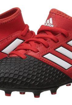 adidas Kids Ace 17.3 Primemesh FG Soccer (Little Kid/Bid Kid) (Red/White/Black) Kids Shoes - adidas Kids, Ace 17.3 Primemesh FG Soccer (Little Kid/Bid Kid), BA9235-625, Footwear Athletic General, Athletic, Athletic, Footwear, Shoes, Gift, - Fashion Ideas To Inspire