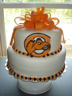 CU and cake together.  Hard to beat