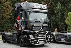Mercedes Actros 2 (MP4) ´2011