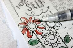 step by step instructions how Stephanie Ackerman builds her Bible art!!!!