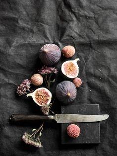 vintagepiken: purple fall - rosy cheeks