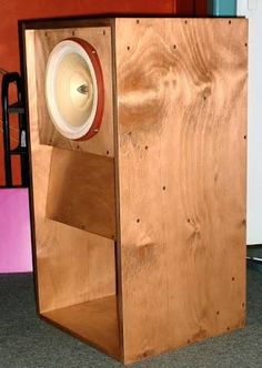 full range speakers diy