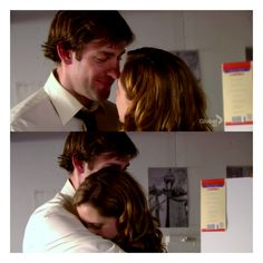 When Jim bought Pam his parents house :) he turned the garage into an art studio for Pam and it was the cutest thing. Best Of The Office, The Office Jim, The Office Show, Best Tv Shows, Favorite Tv Shows, Best Shows Ever, Office Jokes, Office Pictures, John Krasinski
