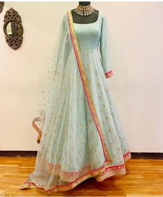 Shop the outfit by clicking the picture 😍Dm to buy bridemaids summerfashion sewingbysimran. Indian Bridal Outfits, Pakistani Bridal Dresses, Indian Designer Outfits, Bridal Lehenga, Wedding Dresses, Wedding Wear, Party Dresses, Bridesmaid Dresses, Kurti Designs Party Wear