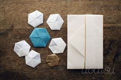"""Small folded packets of fragrant incense called """"fumikou"""" have traditionally been used to enclose in the letter envelopes so that the person who receives the letter can enjoy the beautiful fragrance."""