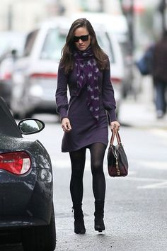 Pippa Middleton Photo - Pippa Middleton Walks to Work