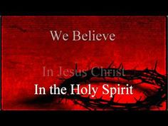 Newsboys  We Believe  ( Lyrics video) HD