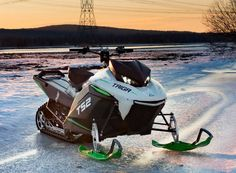 Taiga TS2 is the first electric snowmobile, capable of outperforming the best combustion ones while being more efficient. The Taiga TS2electric snowmobile has 100km of range ant 20min DC fast charge option. Taiga's powertrain platform can easily be