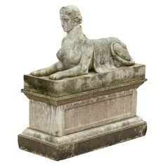 A Composition Sphinx on Rectangular Base