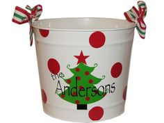 Love this bucket!