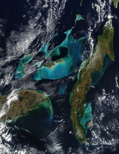 55 Astonishing Images of Earth From Space