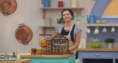 Everyone's talking about Candice's incredible performance in Great British Bake Off 2016 Biscuit Week