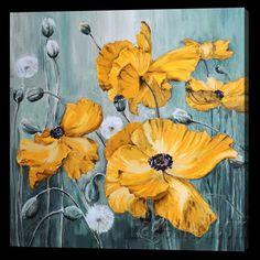 telas abstratas e florais - Pesquisa Google