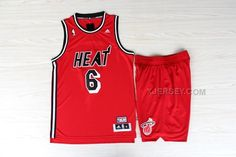 http://www.xjersey.com/heat-6-james-red-new-fabric-suit.html Only$59.00 #HEAT 6 JAMES RED NEW FABRIC SUIT Free Shipping!