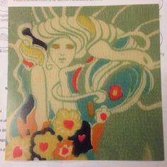 Klimt textile <3