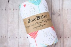 Coral and Aqua Arrow Baby Blanket Designer Custom by JuteBaby Genius Baby Products, New Baby Products, Dream Kids, Baby Fashionista, Swaddle Wrap, Toddler Blanket, Girl Nursery, Nursery Ideas, Baby Time