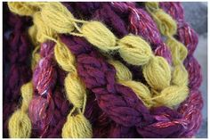 SALE Statement Cowl Scarf OOAK Knit crochet infinity by meNENices, €30.00