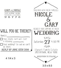 Hey, I found this really awesome Etsy listing at http://www.etsy.com/listing/154296867/wedding-invitation-rubber-stamp-set